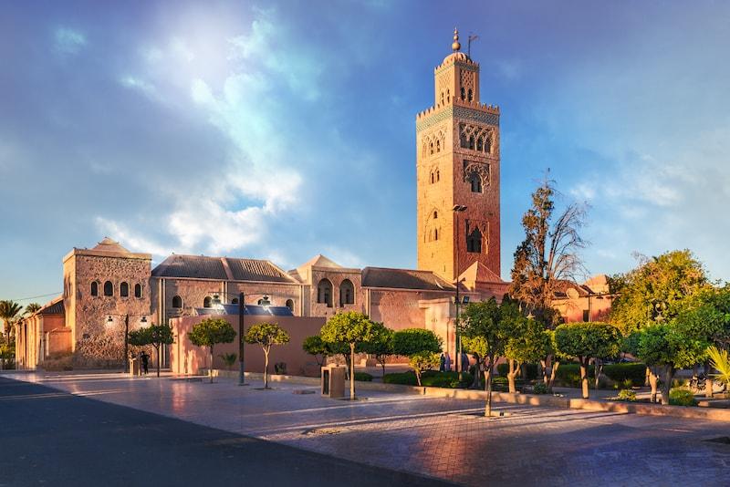 Mon séjour à Marrakech