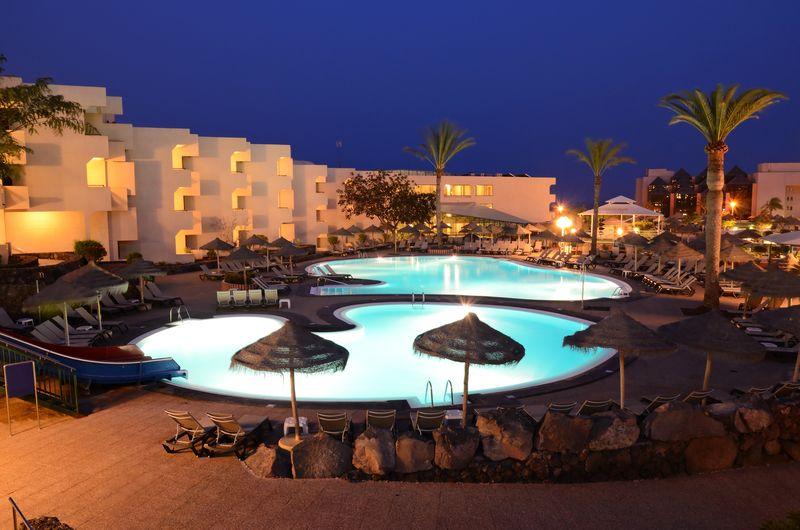 Vite un hôtel à Lanzarote!
